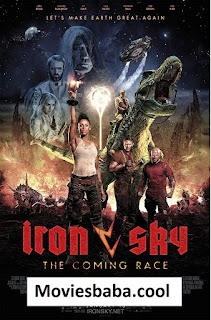 Iron Sky: The Coming Race (2019) Full Movie English WEBRip 480p
