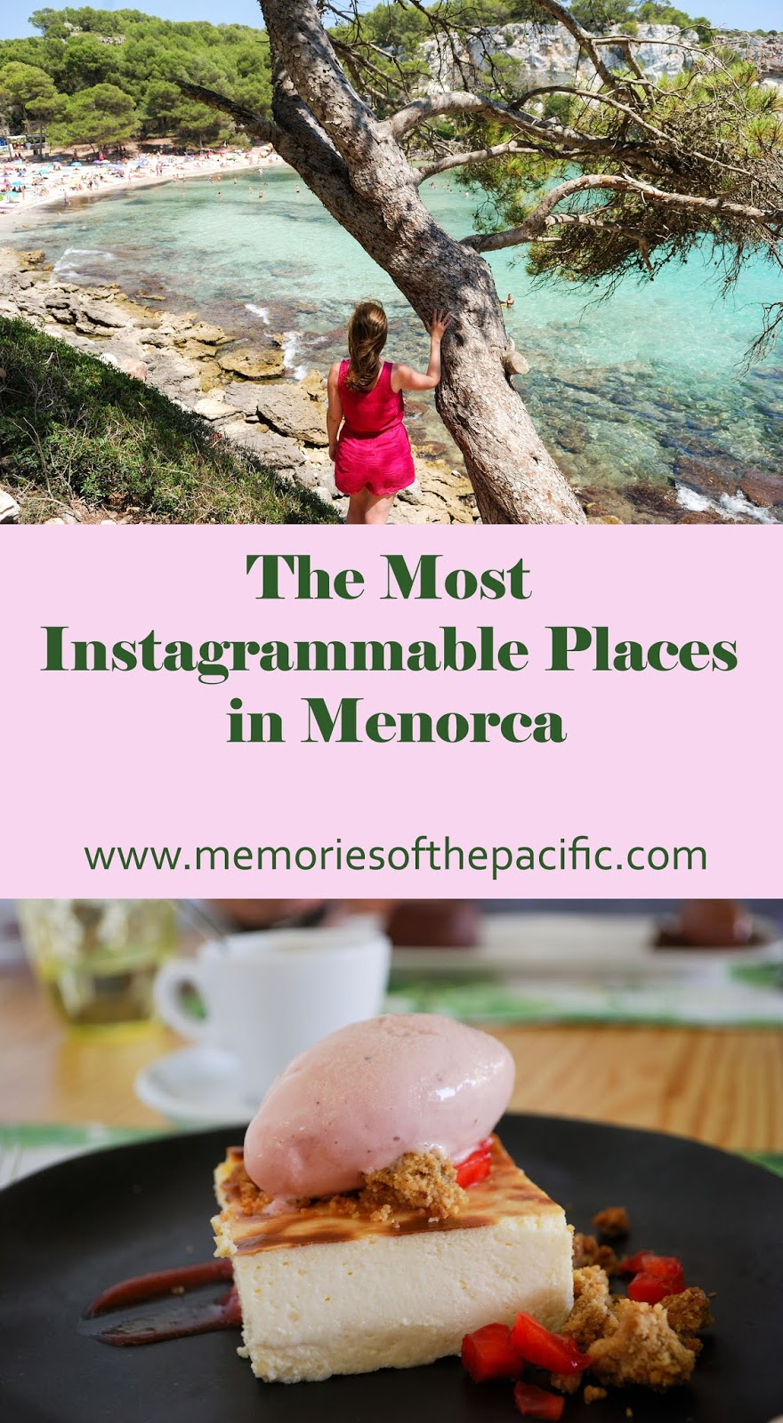 Instagrammable Places Menorca Spain