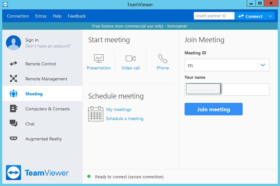 TeamViewer 15.8.3