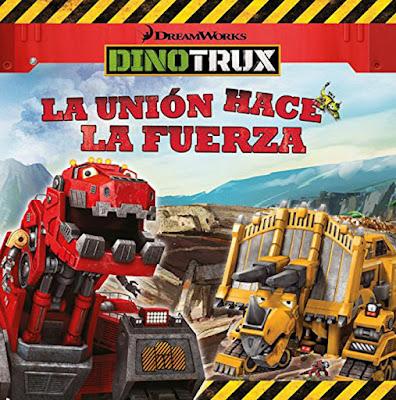 LIBRO - DINOTRUX : La unión hace la fuerza  (Beascoa - 20 octubre 2016)  INFANTIL - SERIE CLAN TV  Comprar en Amazon España