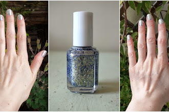Lubie Vernis : On a Silver Platter - Collection Encrusted Treasures - Essie