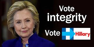 Hillary Clinton for President 2016: Integrity
