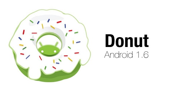 OS Android Donut