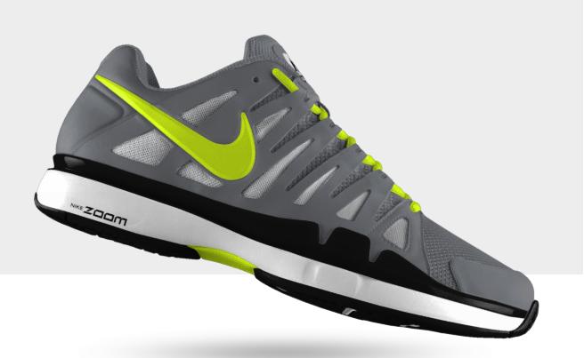 Springy Tennis Shoes
