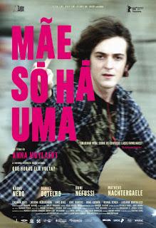 """Poster do filme """"Mãe Só Há Uma"""""""