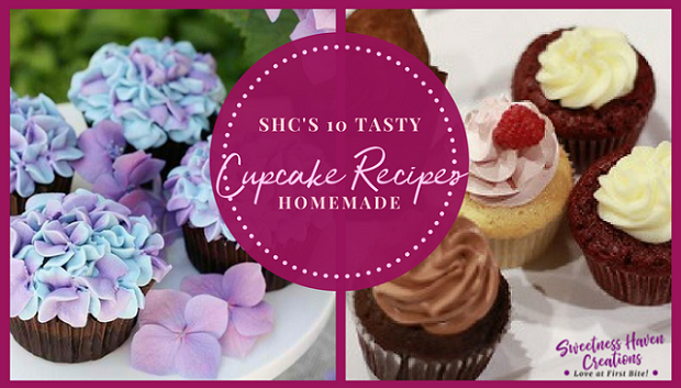 SHC 20 Mouth-watering Recipes for Cupcakes & Muffins