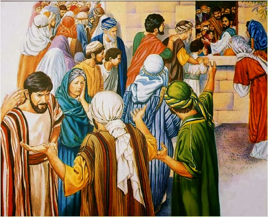 Desideria: Marcos 3,31-35: La verdadera familia de Jesús