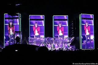 Mick Jagger, No Filter Tour Hamburg