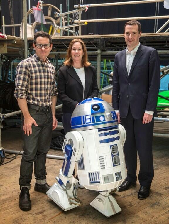 george osborne star wars vii