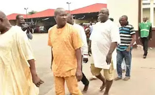 Lagos State Government arrests suspected land grabber in Court