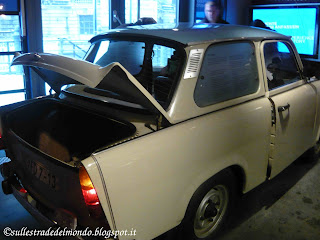 trabant Museo DDR