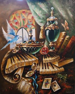 Музыка для попугая