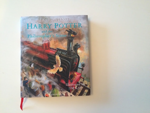 Harry Potter Illustrated Edition Tartanmouth