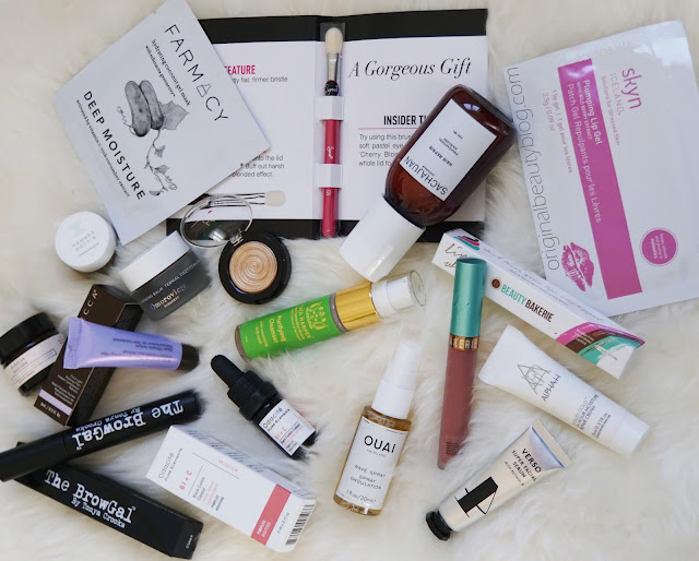Cult Beauty Spring Goody Bag 2017