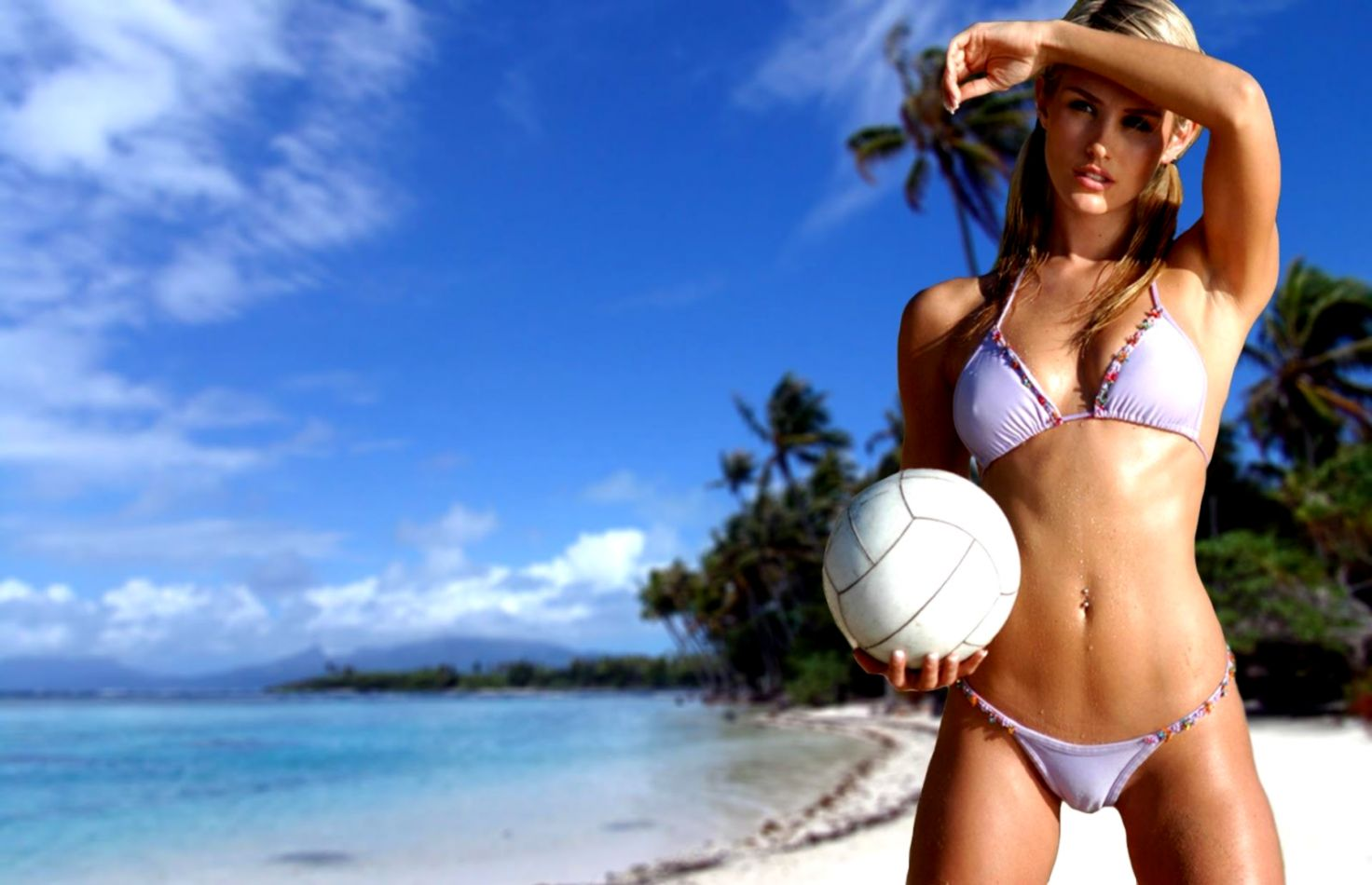 Wallpapers Hd Beach Girls Like Wallpapers