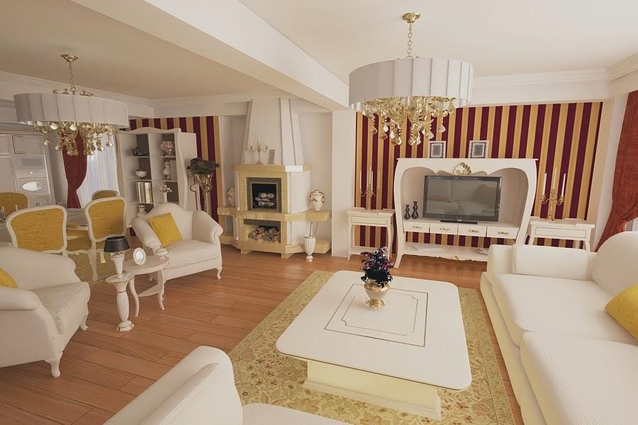 Design - interior - living - cu - bucatarie | Design - interior - casa - de - lux | Proiect - design interior - case - vile - moderne - la cheie | Design interior - pret - casa - stil - clasic - Constanta - Brasov - Bucuresti - Pitesti - Ploiesti - Cluj - Timisoara - Galati