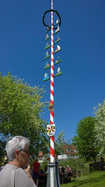 unser Maibaum (c) by Joachim Wenk