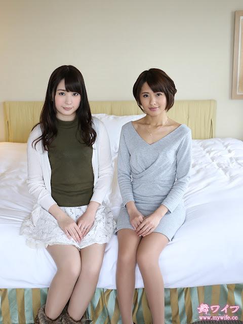 YAMAGUCHI & AIKAWA – MYWIFE [HD]