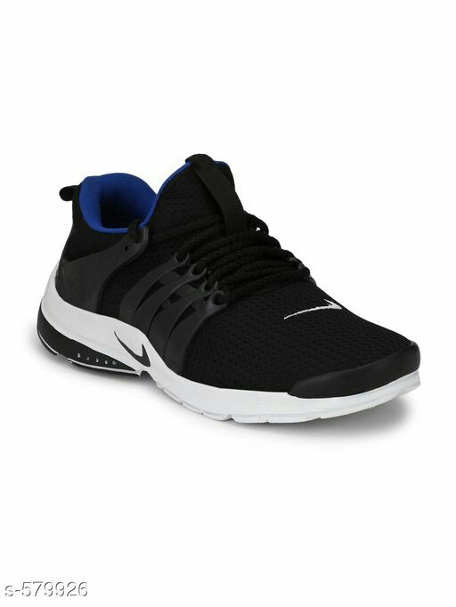 Stylish Solid Men's Sports Shoe