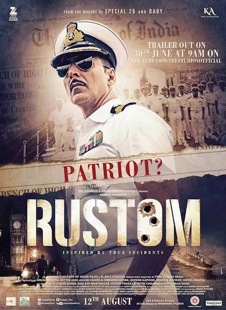 Rustom (2016) ταινιες online seires xrysoi greek subs