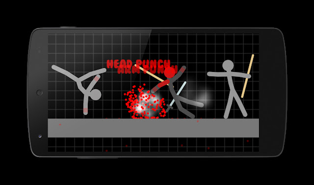 stickman warriors hile apk indir