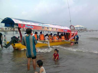 Alam Indah beach