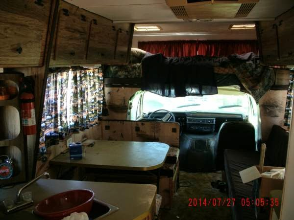 Used Rvs 1976 Dodge Winnebago Motorhome For Sale For Sale By Owner