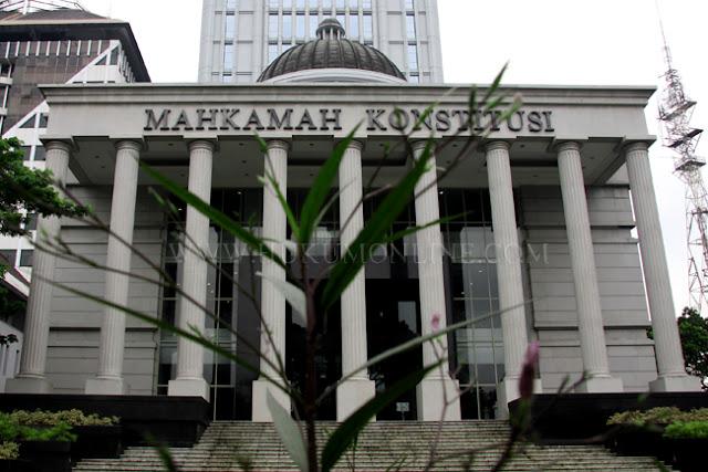 MK Tegaskan Pencairan Dana Pensiun Sebagai Kewajiban Negara