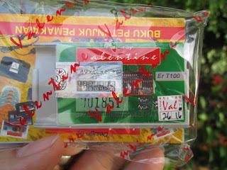 Baterai Sony Ericsson T100 Jadul Merk Valentine Langka