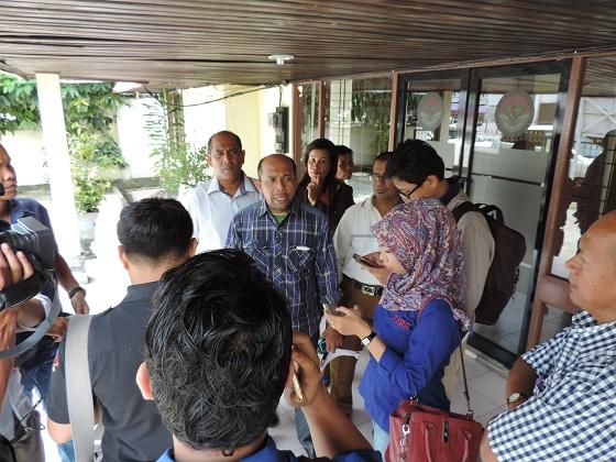 Calon anggota Panwascam Kota Pekanbaru