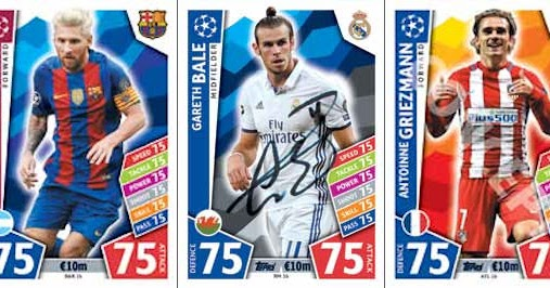Topps Stars Old And New