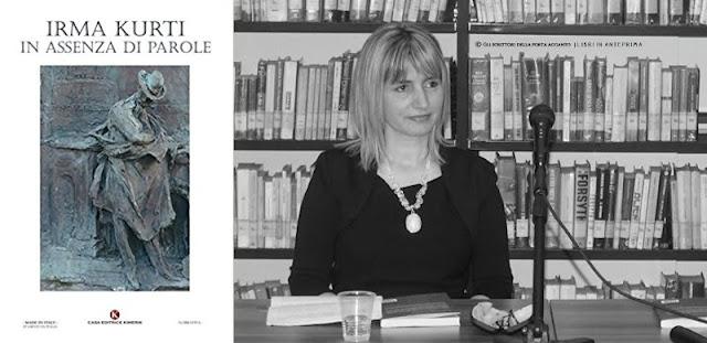 Irma Curti presenta il romanzo In assenza di parole - Intervista, Libri, Scrittori