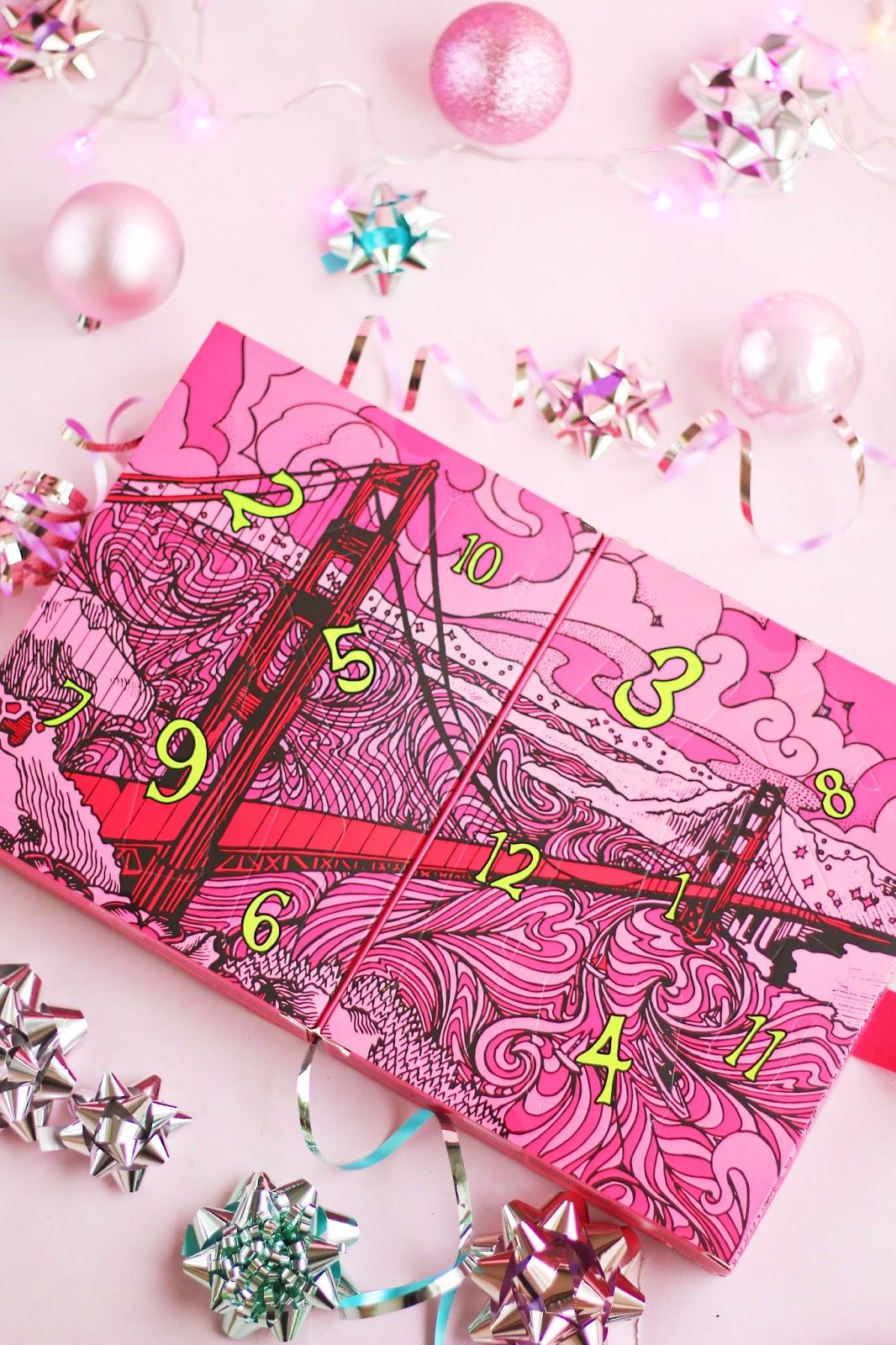 Review, Christmas shopping, Benefit gift sets,  Benefit BAYbalicious Makeup Gift Set, San Francisco Winter Wonderglam Advent Calendar-