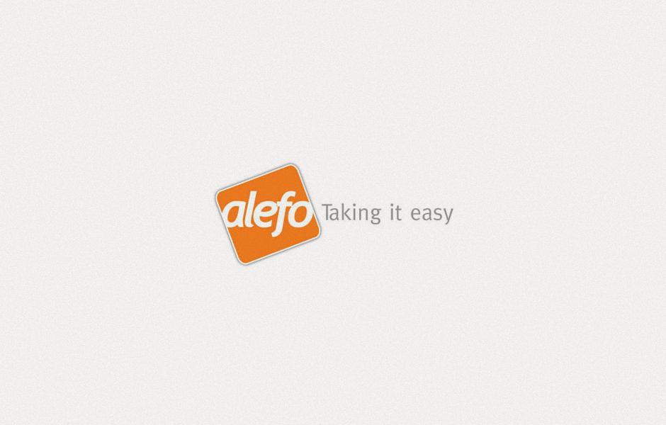 עיצוב לוגו לאלפו. עיצוב גרפי : רון ידלין, סטודיו לעיצוב גרפי