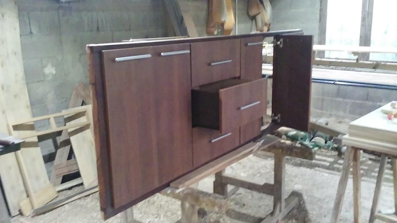 Mueble De Cocina Nogal Habano : Carpinter?a duramen placar bajo mesada de cocina en