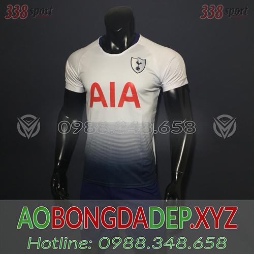 Áo Tottenham 2019 Sân Nhà Màu Trắng Đẹp