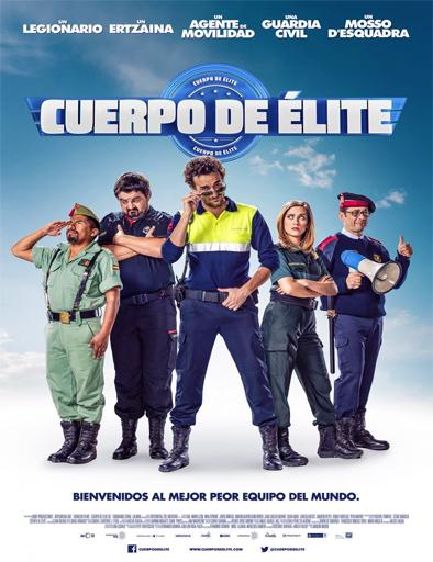 Ver Cuerpo de élite (2016) Online