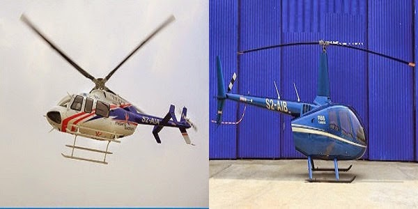 Rent a helicopter from Meghna Aviation in Bangladesh