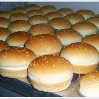 Roti-Burger-Wijen