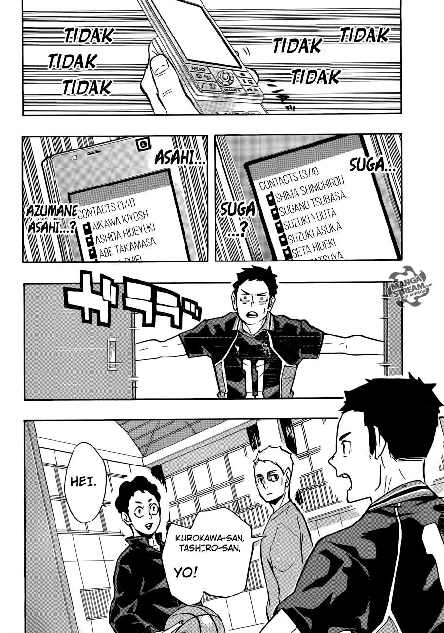 Haikyuu Chapter 229-3