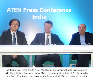 ATEN International Accelerates Growth, Looks to the Future with Opening of New Office in India