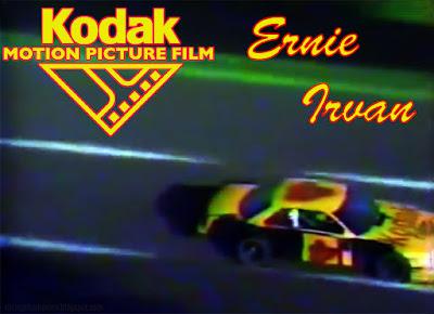 Ernie Irvan #4 Kodak Chevrolet Racing Champions 1/64 NASCAR diecast blog 1991 Charlotte Winston Cup Morgan McClure