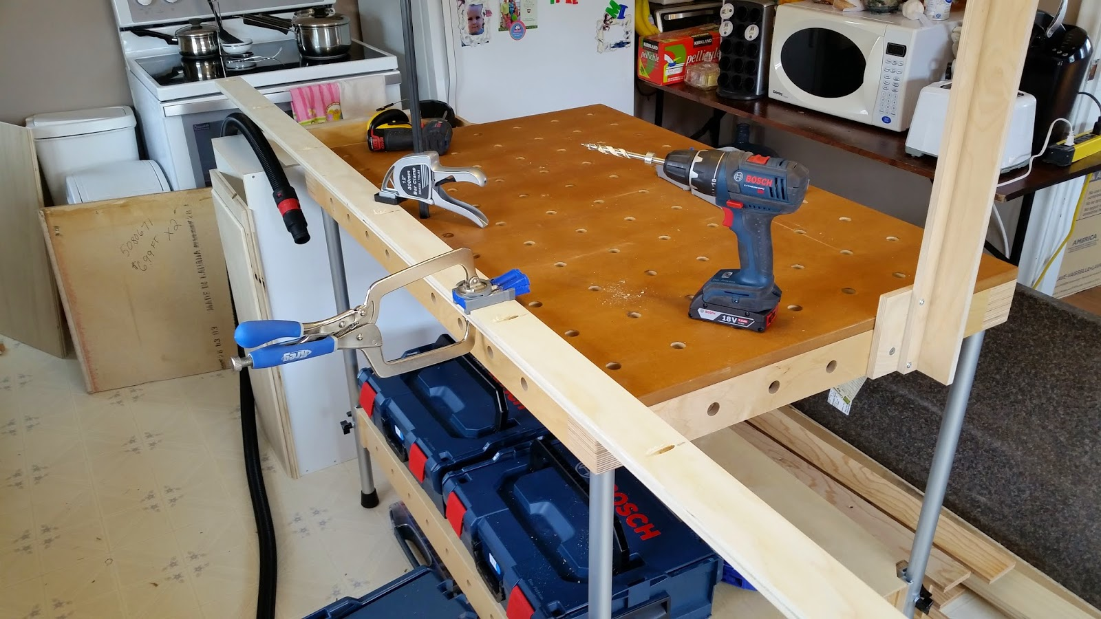 The Multi Purpose Table (MPT): MPT On Site