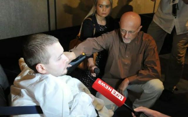 Se realiza con éxito el primer trasplante de cabeza humana en la historia; fue con un cadáver