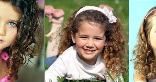 Contoh Gaya Rambut Cantik Untuk Anak Perempuan | Model ...