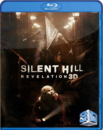 Silent Hill: Revelation 3D [2012] [BD50] [3D] [Subtitulado]