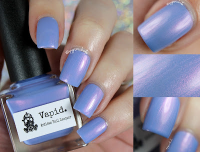 Vapid Lacquer Wanderlust | Summer Shimmers Collection