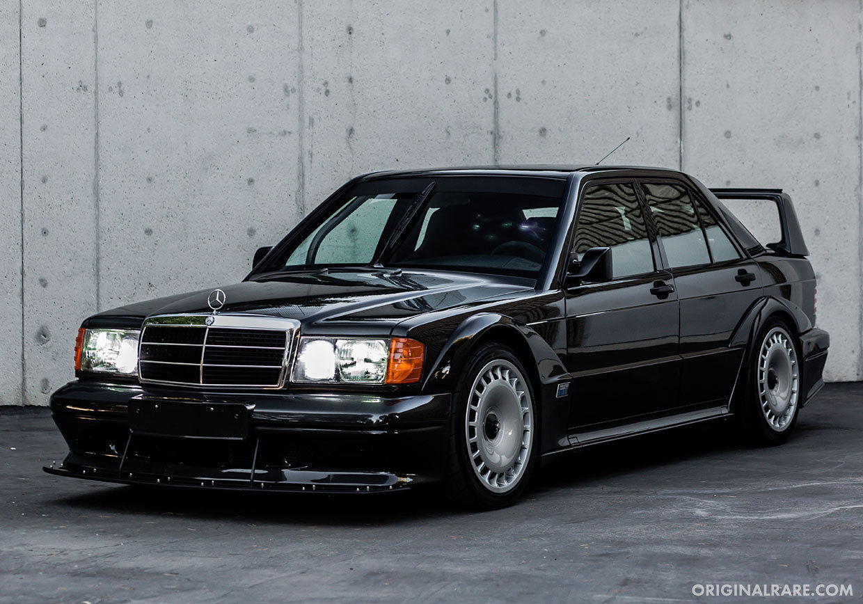 1990 mercedes 190e 2 5 16 evolution ii benztuning. Black Bedroom Furniture Sets. Home Design Ideas