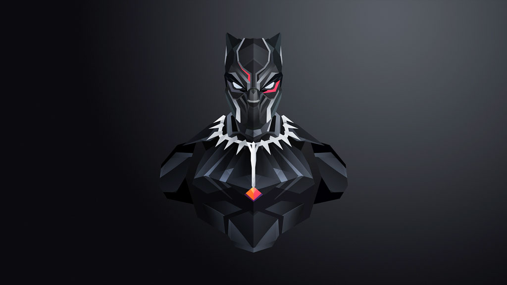 Midnight Warrior A.K.A Black Panther (T'Challa)