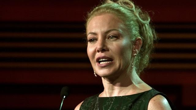 La actriz argentina Cecilia Roth confiesa que fue violada en Madrid por un periodista español